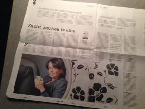 Reformatorisch Dagblad foto artikel