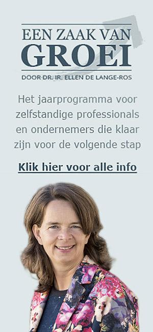 Jaarprogramma business coaching Zaak van Groei